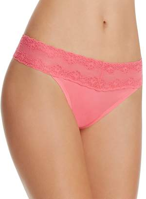 Natori Bliss Perfection Thong $18 thestylecure.com
