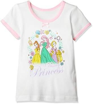 Disney (ディズニー) - (ディズニー) Disney ディズニープリンセスルームTシャツ 371101752 ピンク 100