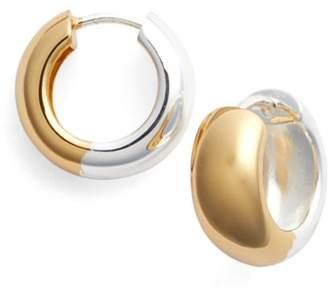 Argentovivo Hoop Earrings