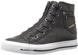 Diesel Women's Magnete Exposure Iv Zip W Fashion Sneaker $88.72 thestylecure.com
