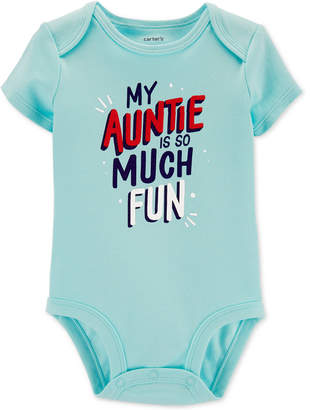 Carter's Baby Boys Graphic-Print Bodysuit