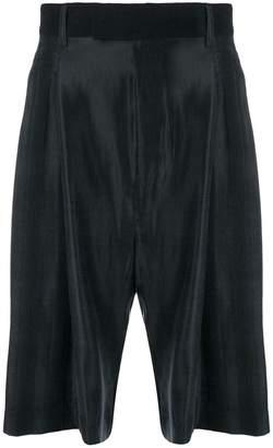 Ann Demeulemeester knee length shorts