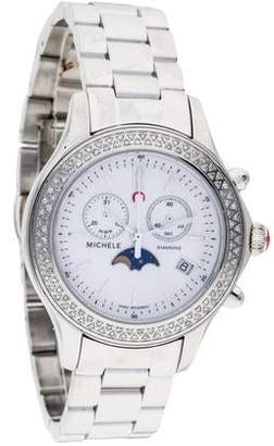 Michele Jetway Moonphase Watch