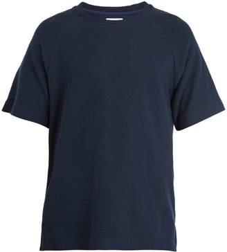 Fanmail Organic-cotton crew-neck T-shirt