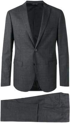 Tonello two-piece check suit