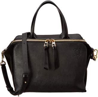 Loewe Leather Zipper Bag