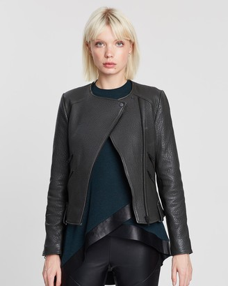 Fulton Leather Jacket