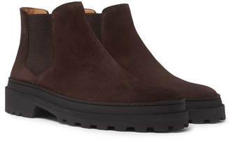 A.P.C. Marcus Suede Chelsea Boots