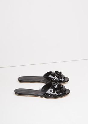 Simone Rocha Embellished Strap Sandal $625 thestylecure.com