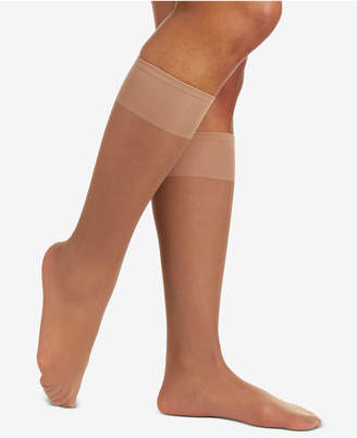 Berkshire Sheer Support Knee Highs Hosiery 6361