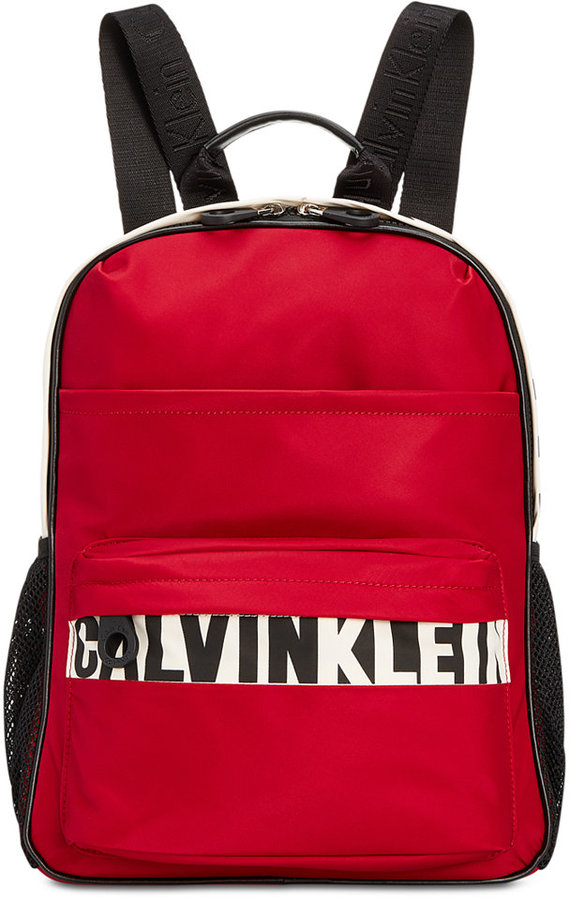 Calvin Klein Dressy Medium Backpack