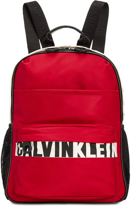 Calvin Klein Dressy Medium Backpack $158 thestylecure.com