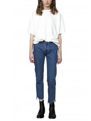 Vetements vetements x hanes oversized t-shirt $380 thestylecure.com