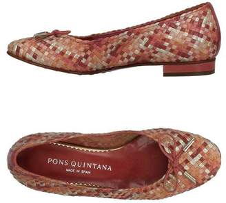 Pons Quintana Ballet flats