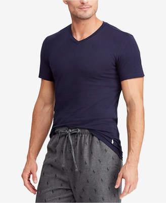 Polo V Neck T Shirts Mens Black And White Shopstyle