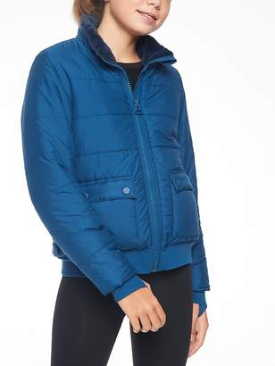 Athleta Girl Warm Wishes Jacket