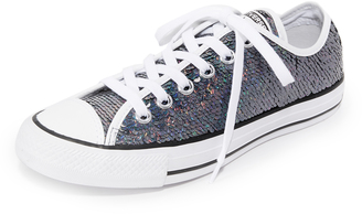 Converse Chuck Taylor Holiday Party Low Top Sneakers $75 thestylecure.com
