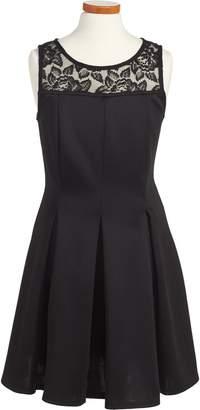 Love, Nickie Lew Pleated Dress