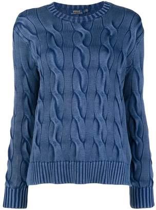 Polo Ralph Lauren longsleeved knitted top