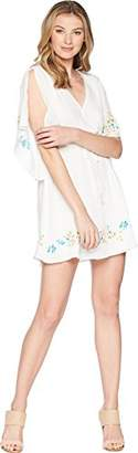 Jack by BB Dakota Junior's Gwendolyn Dress with Embroidery