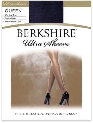 Berkshire Queen Ultra Sheers Pantyhose, 5x-6x