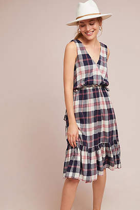 Isabella Collection Sinclair Dickens Plaid Dress
