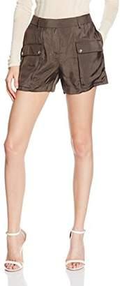 Belstaff Women's Shorts Brown