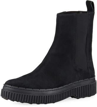 Tod's Chelsea Winter Gommini Boot