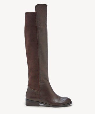 Sole Society Women's Calypso Tall Boots Greystone Size 5 Suede From