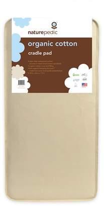 Naturepedic Organic Cotton Cradle Mattress
