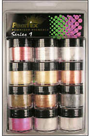 Jacquard Products Pearl Ex Powdered Pigments 12 Color Set