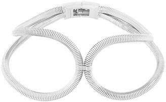 Lara Bohinc Schumacher loop necklace