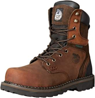 Georgia Boot Men's Brookville 8 Inch St Work Shoe