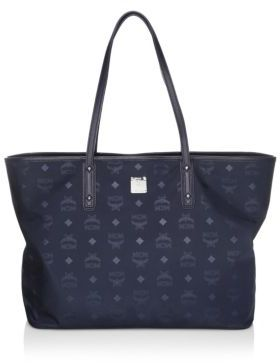 MCM Dieter Printed Tote $495 thestylecure.com