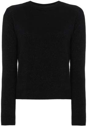 Blend of America Alexandra Golovanoff Mila Night cashmere sweater