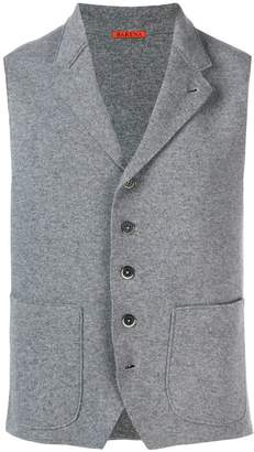 Barena classic buttoned waistcoat