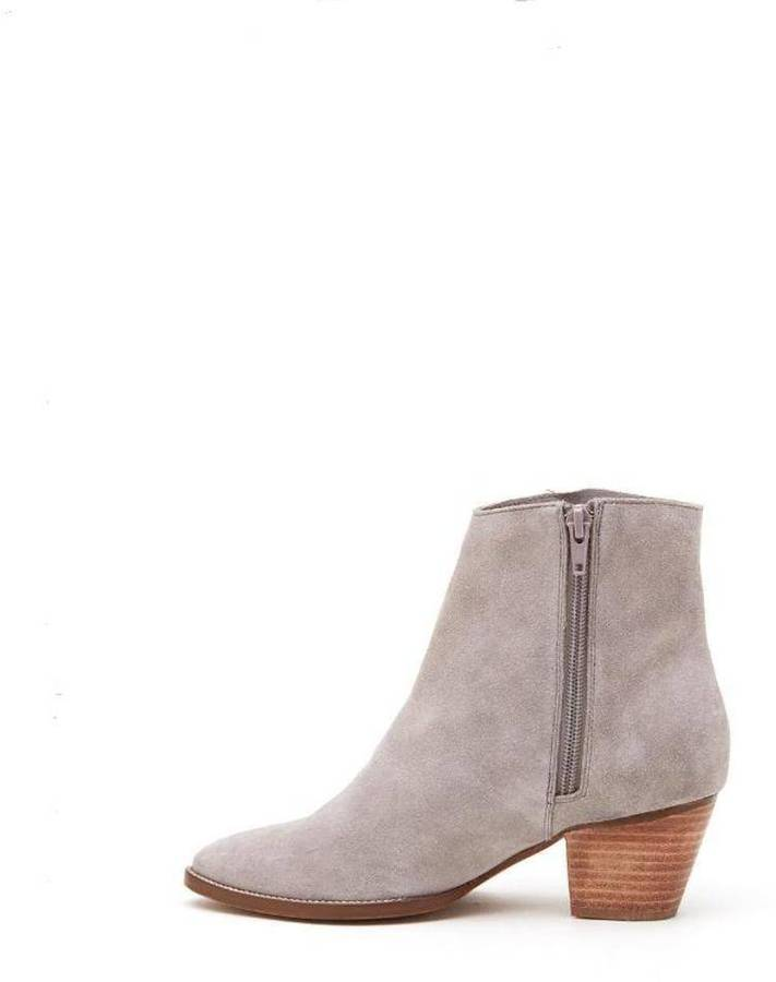 Coconuts By MatisseCoconuts by Matisse Grey Suede Booties