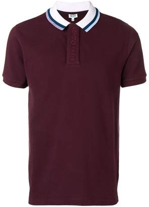 Kenzo shortsleeved polo shirt