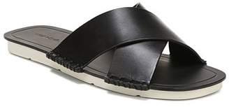 Vince Women's Nico Leather Slide Sandals