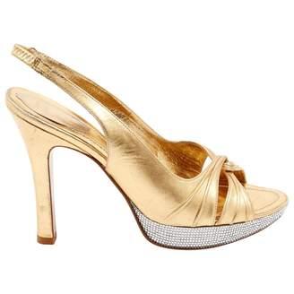 Rene Caovilla Leather sandals