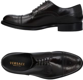 Versace Lace-up shoes - Item 11430414FA