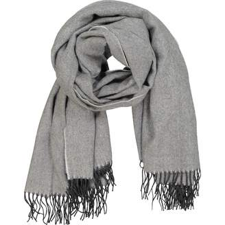 Calvin Klein Collection Wool scarf & pocket square