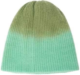 The Elder Statesman dyed beanie hat