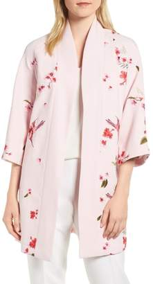 Ted Baker Bird & Blossom Spring Kimono