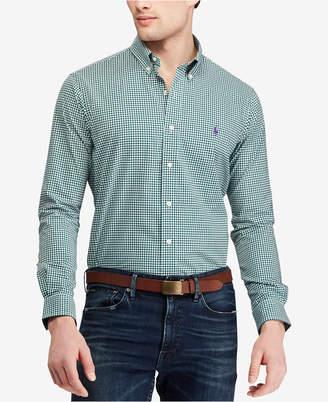 Polo Ralph Lauren Men Classic Fit Gingham Shirt