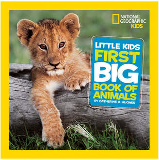 Penguin Random House National Geographic Little Kids First Big Book Of Animals