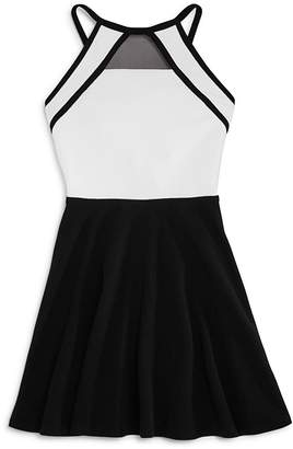 Sally Miller Girls' Color-Block Chelsea Dress - Big Kid