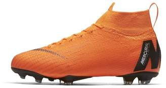 Nike Jr. Mercurial Superfly 360 Elite Older Kids'Firm-Ground Football Boot