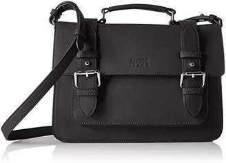 Armani Jeans Double Buckle Shoulder Bag
