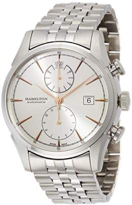 Hamilton Men's 'Timeless Classic' Swiss Automatic Stainless Steel Dress Watch
